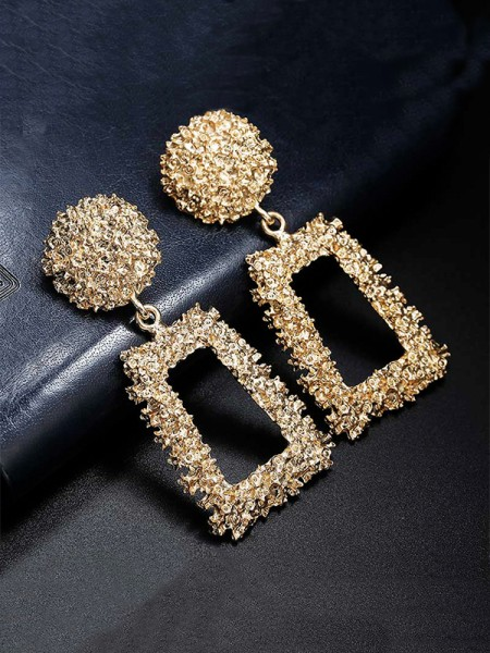 Charming Alloy Drop Earrings For Ladies