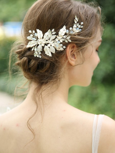 Elegant Alloy Headpieces